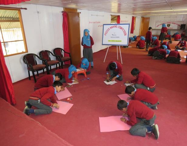 International Day of Peace - Poster Making Competition