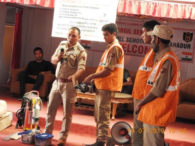 Awareness Program on Disaster Management